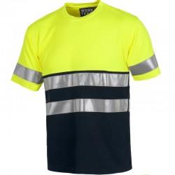 Camiseta Combi Alta Visibilidad: C3941
